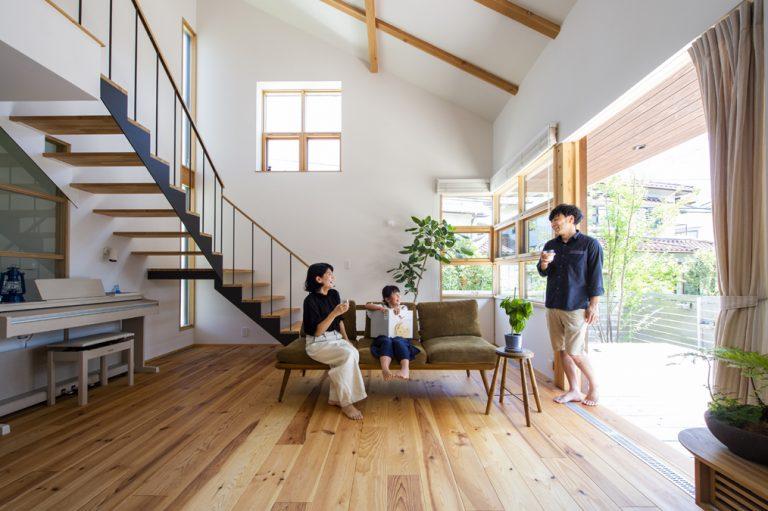 住まいの設計~暮らしの家庭訪問;