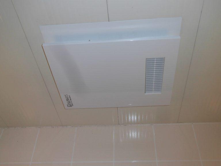 浴室暖房機;