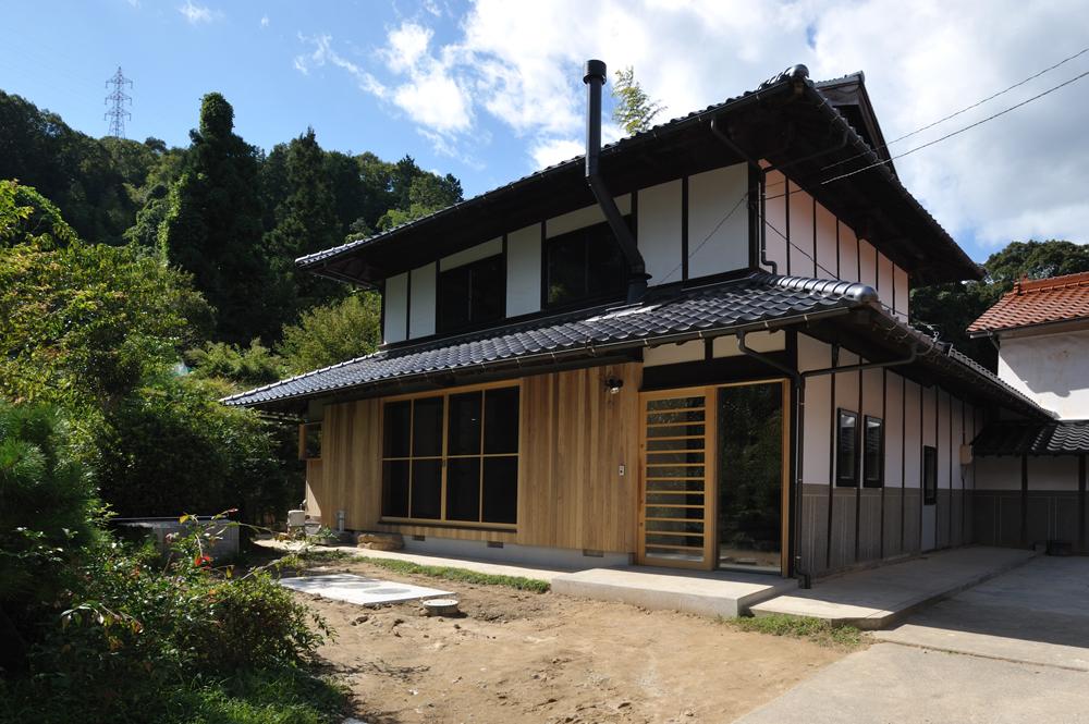安浦の家;