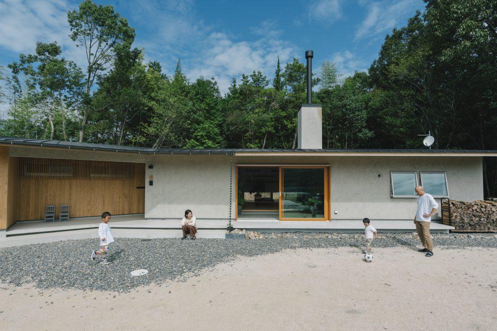 桧山の家;